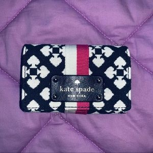 NWOT Kate Spade Holly Classic Card Holder
